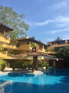 Conveniently located- small friendly complex, close to beach
