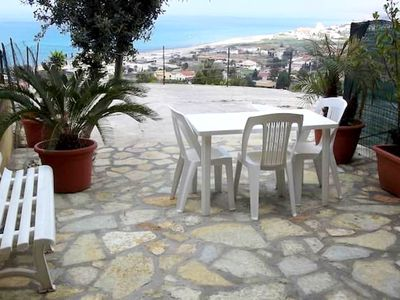 Photo for Homerez last minute deal - Apartment with one bedroom in Castellammare del Golfo