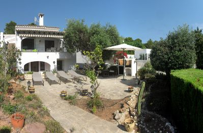 Photo for Villa In El Portet, Moraira, Costa Blanca North, Spain