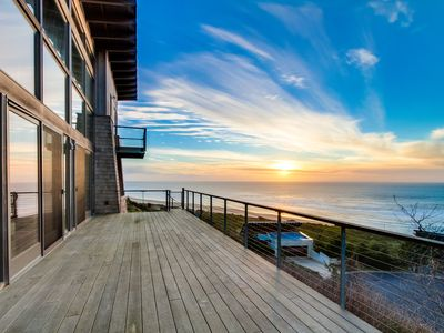 Photo for Ocean views & private sauna await in this extremely luxurious home!