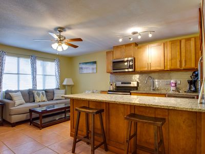 Photo for Welcome Tropical Isle 114  Totally Remodeled- Absolute Beauty- Steps to Beach