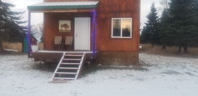 Photo for Bison Cabin is a Large Clean Accommodating Cabin with all your needs.