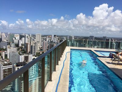 Photo for FLAT OF TWO ROOMS 100m FROM THE SEA