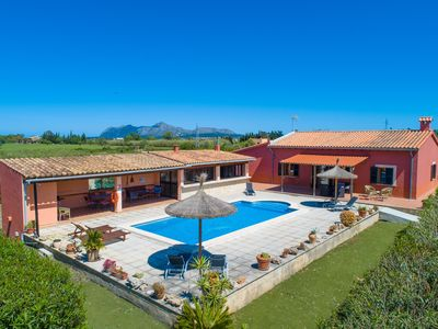 Photo for Villa Gosp Torres: Large Private Pool, WiFi