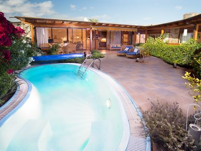 Photo for Luxurious Beach and Golf Holiday Villa in Tauro, Gran Canaria