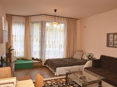 Photo for One bedroom apartment city centre opposite the old town