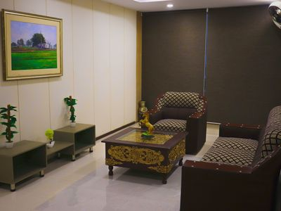 Photo for 2 bedroom luxury apartment near DHA lahore