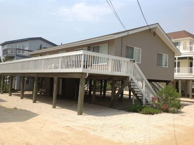 Photo for Location, Location!,4 BR Ranch, 3rd from Beach, Sunday Turnover, No Traffic!