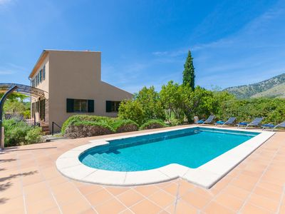 Photo for CANTABOU - Villa with private pool in Selva.