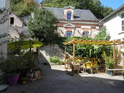 Photo for Gite Limeray, 12 bedrooms, 25 persons