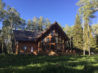 Let it Be at this Beautiful Cabin in the Woods