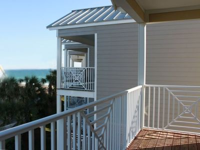 Photo for Beach Pointe 302.  Beautiful Townhouse Steps from the Beach, Pet Friendly