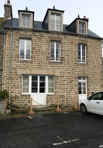 Photo for Old fisherman's house beautifully restored facing the port of Barfleur