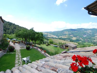 "Photo for HOLIDAY HOUSE ""L'OASI"" IN ASSISI - Private Entrance, Garden with Swimming Pool"