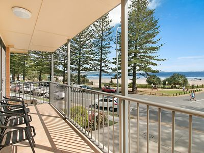 Photo for 2BR Apartment Vacation Rental in Coolangatta, QLD