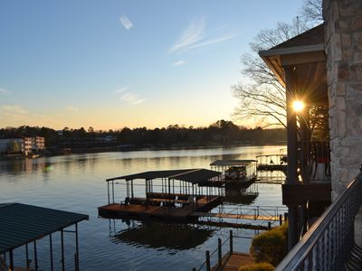 Photo for Welcome to Paradise! **NEWLY RENOVATED** Gorgeous Lake Home