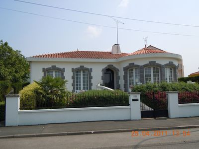 Photo for Independent apartment in pretty house well located in Roche s / Yon and Vendée
