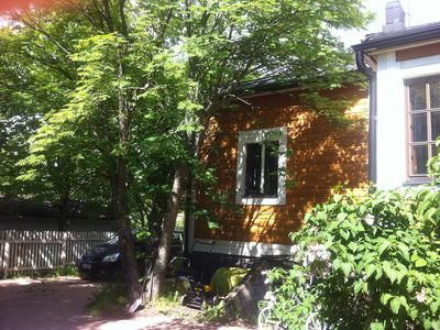 Photo for A lovely house w/garden in Helsinki