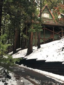 Photo for Serene Sierra Cabin in the Big Trees Forest