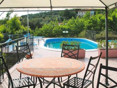 Photo for Agri-tourism Le Mimose, Imperia  in Riviera di Ponente - 6 persons, 2 bedrooms