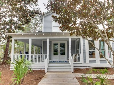 Photo for Renovated home & carriage house w/ amazing location & shared pool/tennis!