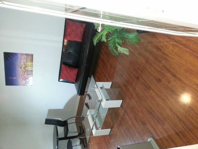 Photo for Apartment in our basement in Pickering, just east of Toronto. Smoke & pet free.