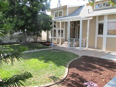 Photo for Remodeled & Spacious 2500 Sq Ft House with Spa. 15 min walk to Disneyland