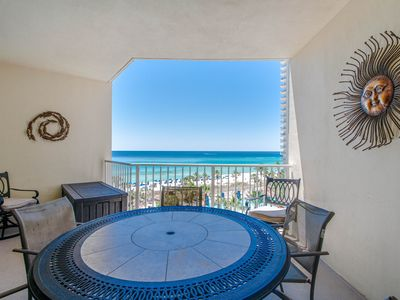 Photo for *SANITIZED condo* Enjoy gorgeous views from a private balcony! BOOK NOW!