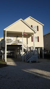 Photo for O.I.B.-Fall, Thanksgiving and Long Term Winter Rental-Sleeps14 Canal home w Dock