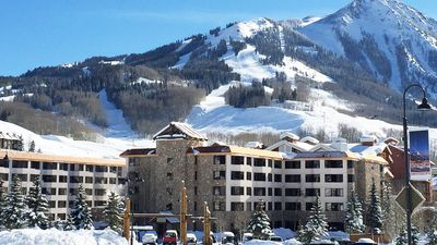 Photo for NEW! Huge One Bedroom Corner Condo sleeps 4 at the Grand Lodge – Mtn Views!