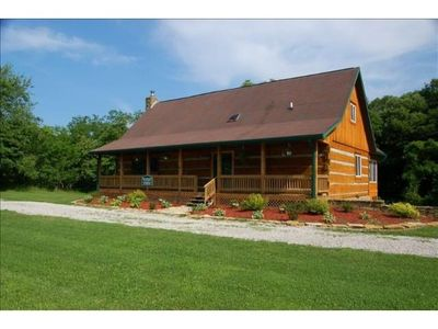 Photo for 3BR Cabin Vacation Rental in Nashville, Indiana