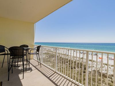 Photo for Sept/Oct Only: $99.50 nightly!*  2 Bedroom/2 Bathroom - Direct Gulf View!