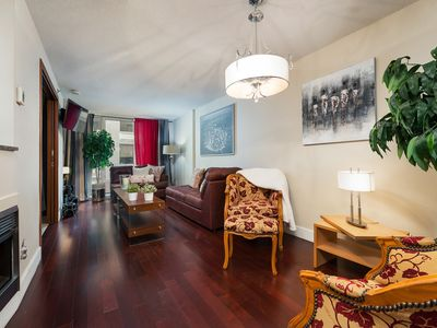 Photo for COZY SUITE CENTER OLD MTL OLD PORT! FREE INDOOR PARKING