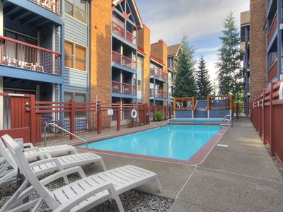 Photo for 2Br/2Ba Retreat - Stroll to Winter Fun + Downtown Breck