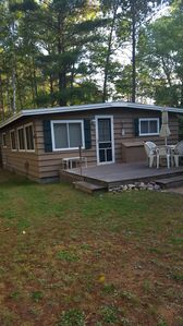 Photo for Private Northwoods cabin