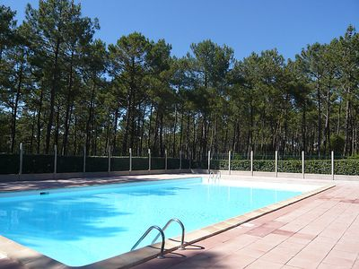 Photo for Vacation home Les Palombes in Lacanau - 4 persons, 1 bedrooms