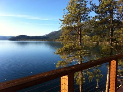 Photo for 3 BR+/2BA Gorgeous Lake View Home -- - Stay on the lake
