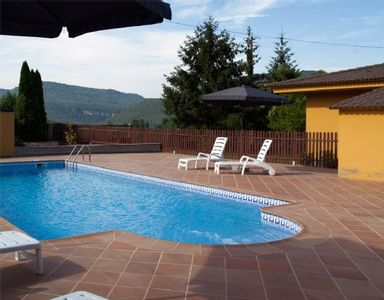 Photo for Self catering La Roureda for 12 people