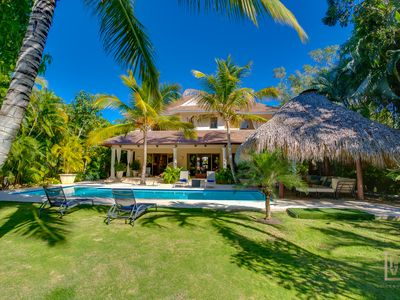 Photo for Amazing Tropical Villa with private pool at Punta Cana Resort & Club