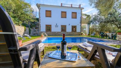 Photo for Rustic-style holiday home with panoramic views in Periana - sleeps 6