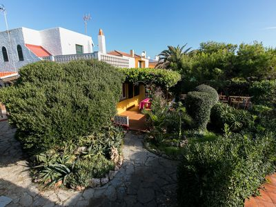 Photo for Chalet with Garden and Sea View - Villa Buena Ventura