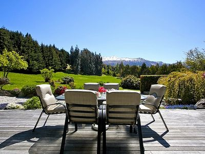 Photo for Serenity Found - Queenstown Holiday Home