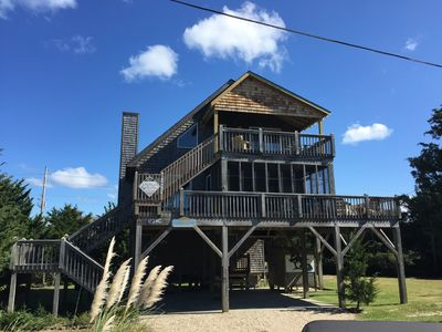 Photo for Sleeps 8, Family Friendly, Convenient Avon Location on Hatteras Island
