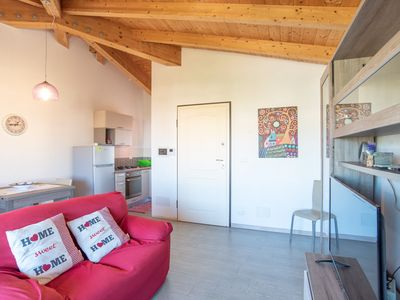 Photo for Central Apartment with Balcony, Air Conditioning and Wi-Fi