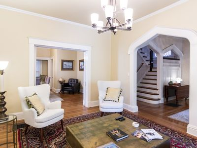 Photo for Walk to All, Historic District Luxury Home