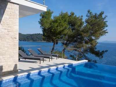 Photo for Villa Carpe Croatia, on the Island of Korcula