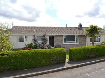 Photo for Spacious, well equipped 3 Bedroom Bungalow in Brodick with views of Goatfell