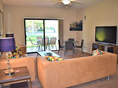 Photo for 2 Bd 2 Bth gated Desert Princess Dr Cathedral City