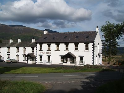Photo for Visit Britain 5* Gold 3 Bedroom Apartment in Quiet Location Close to Keswick,