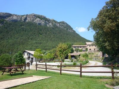 Photo for 3BR Cottage Vacation Rental in Guixers, Lleida